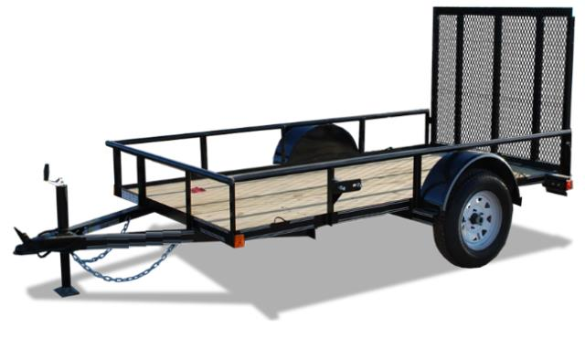 Where to find Utility Trailer - 5 x10 in Cedar Rapids