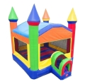 Rental store for Modern Castle - Bounce House in Cedar Rapids IA