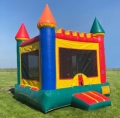 Rental store for Multi-Color Castle - Bounce House in Cedar Rapids IA