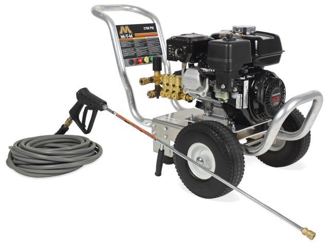 Rent Power Washer