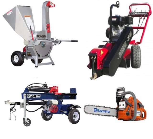Rent Tree Care Equipment