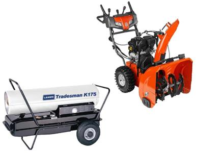 Rent Winter Equipment
